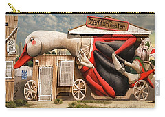 Miami Graffiti Carry-all Pouch by Jeff Burgess