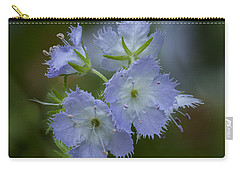 Miami Mist Bloom Carry-all Pouch