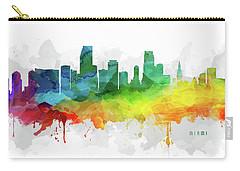 Miami Skyline Mmr-usflmi05 Carry-all Pouch