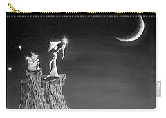 Micah Monk 11 - Light Up The Sky Carry-all Pouch