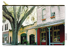 Micanopy Storefronts Carry-all Pouch