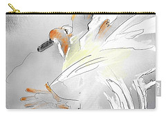 Michael Jackson 08 Carry-all Pouch by Miki De Goodaboom