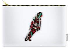 Michael Jackson Smooth Criminal Carry-all Pouch