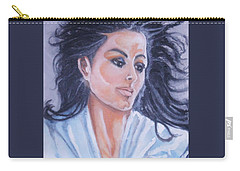 Michael Remembered Carry-all Pouch