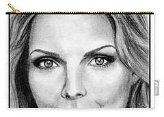 Michelle Pfeiffer In 2010 Carry-all Pouch