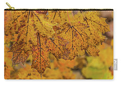 Michigan Autumn  Carry-all Pouch