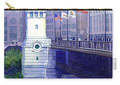 Michigan Avenue Bridge Carry-all Pouch