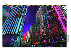 Michigan Avenue, Chicago Carry-all Pouch