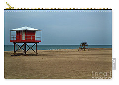 Michigan City Lifeguard Station Carry-all Pouch