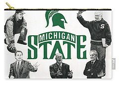 Michigan State Coaching Legends Carry-all Pouch