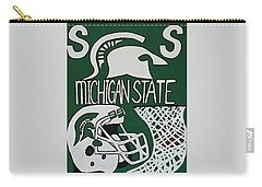 Michigan State Spartans Carry-all Pouch