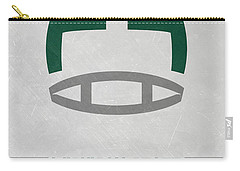 Michigan State Spartans Vintage Art Carry-all Pouch by Joe Hamilton