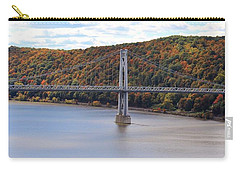Mid Hudson Bridge In Autumn Carry-all Pouch