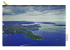 Middle Head And Sydney Harbour Carry-all Pouch