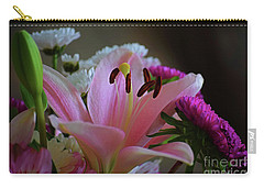 Middle Lily Carry-all Pouch