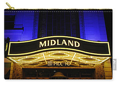 Midland Theater Carry-all Pouch