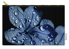 Midnight Dew Carry-all Pouch by Donna Blackhall