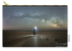 Midnight Explorer At Assateague Island Carry-all Pouch