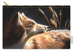 Midnight Fox Carry-all Pouch