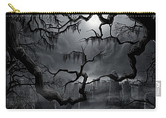 Midnight In The Graveyard II Carry-all Pouch