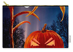 Midnight Jack-o-lantern Carry-all Pouch