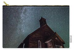 Carry-all Pouch featuring the photograph Midnight Mass  by Charles Garcia
