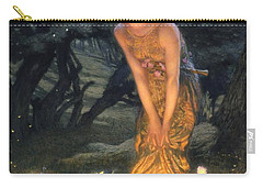 Midsummer Eve Carry-all Pouch by Edward Robert Hughes