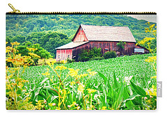 Carry-all Pouch featuring the photograph Midsummer  by Kendall McKernon