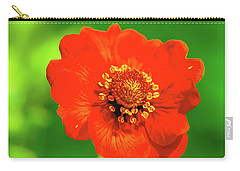 Carry-all Pouch featuring the photograph Midsummer.  by Leif Sohlman