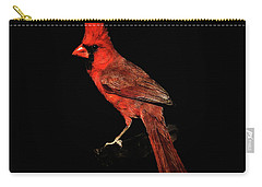 Midwestern Cardinal Carry-all Pouch