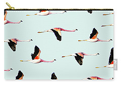 Migration Carry-all Pouch by Uma Gokhale