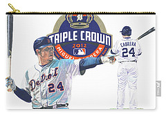 Miguel Cabrera Carry-all Pouch
