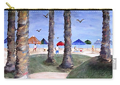 Mike's Hermosa Beach Carry-all Pouch