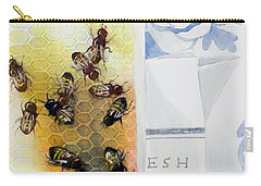 Milk And Honey Carry-all Pouch