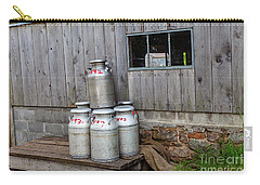 Milk Cans Carry-all Pouch