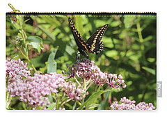 Male American Swallowtail Papilio Polyxenes Carry-all Pouch