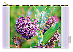 Milkweed Memories Carry-all Pouch
