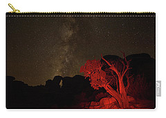 Milky Way And Juniper Carry-all Pouch