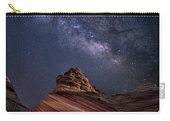 Milky Way And The Wave Carry-all Pouch