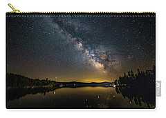 Milky Way At Hunter Cover Carry-all Pouch
