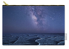 Milky Way At The Salt Flats Carry-all Pouch