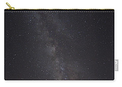 Milky Way Galaxy At Arches National Park Carry-all Pouch