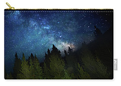 Milky Way On The Mountain Carry-all Pouch
