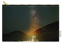 Milky Way Over Detroit Dam Carry-all Pouch