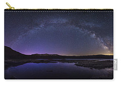 Milky Way Over Lonesome Lake Carry-all Pouch