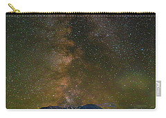 Milky Way Over Mount St Helens Carry-all Pouch