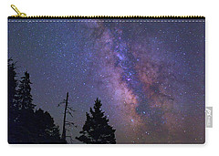 Milky Way Over Otter Point Carry-all Pouch