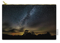 Milky Way Over The Blue Ridge Carry-all Pouch