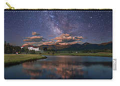 Milky Way Over The Omni Mount Washington Carry-all Pouch