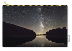 Milky Way Reflections In A Lake Carry-all Pouch